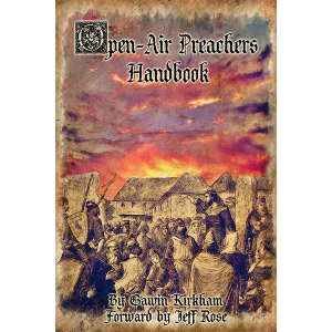 Open air preaching what to avoid and what to do e book the open air preachers handbook by gawin kirkham fandeluxe Gallery