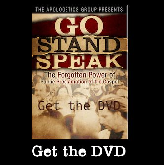 dvd go stand speak